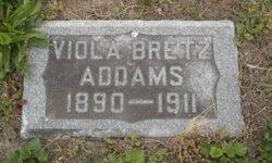 Viola <i>Bretz</i> Adams