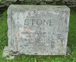Ambrose Everett Stone