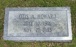 Otis A Howard