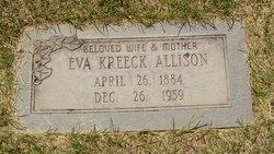 Eva <i>Kreeck</i> Allison