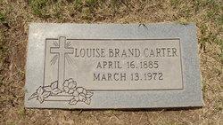 Louise Brand Carter