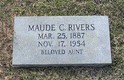 Maude <i>Coker</i> Rivers