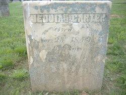 Jeddiah Jedediah Carter