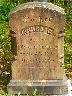 Louisa Griffin <i>Soule</i> Cushing
