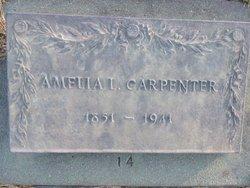 Amelia <i>Leonard</i> Carpenter