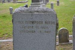John Thompson Nixon