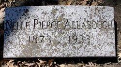 Nellie <i>Pierce</i> Allabough