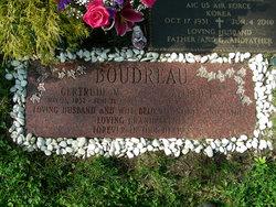 Gertrude M. <i>McGonigle</i> Boudreau