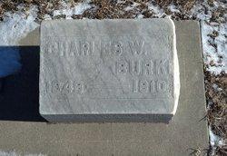 Charles W Burke