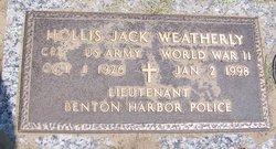 Hollis Jack Weatherly