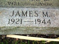 Lieut James Michael McGee