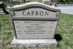 Henry Clay Scott Capron