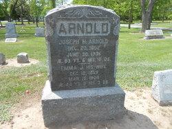 Emma Jane <i>Getz</i> Arnold
