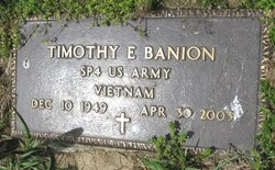 Timothy E. Banion