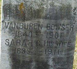 Sarah C. <i>Chambers</i> Bowser