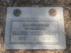 Martin Peter LeRoy