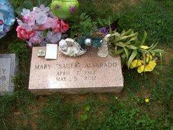 Mary Elizabeth <i>Sauer</i> Alvarado