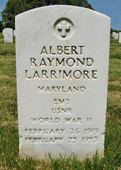 Albert Raymond Larrimore