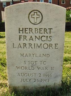 Herbert Francis Larrimore