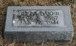 Della <i>Ellis</i> Baker