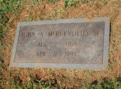 John A. McReynolds, Sr