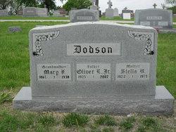 Oliver Edward Ollie Dodson, Jr