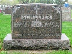 Mary Ann <i>Dingmann</i> Schleper