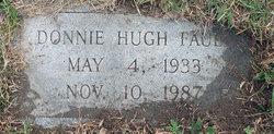 Donnie Hugh Faulk