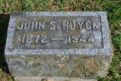 John Stover Huyck
