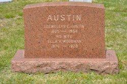 Ella A. <i>Woodman</i> Austin