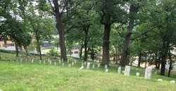 Saint Elizabeths Hospital West Cemetery
