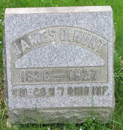 James D Hunt