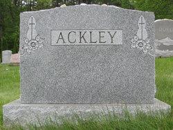 George Davidson Ackley