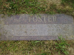 Nancy Jo <i>Reed</i> Foster