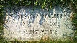 Susanna <i>Simchena</i> Beacher