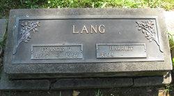 Francis De Salles Lang