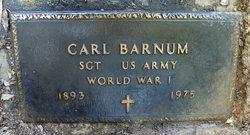 Carl Barnum