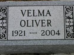 Velma Mae <i>Sleeper</i> Oliver