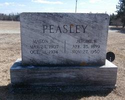 Jerome William Peasley