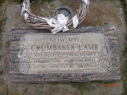 Neva May <i>Crumbaker</i> Lamb