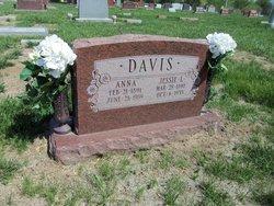 Anna <i>Petersen</i> Davis