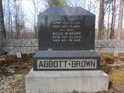 Belle M. <i>Brown</i> Abbott