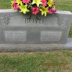 Pearl Louise <i>Murray</i> Boyd