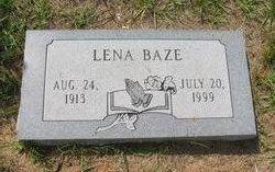 Lena Laferne <i>Bishop</i> Baze