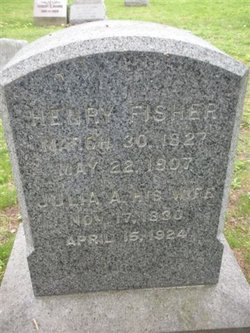 Julia Abigail <i>Russell</i> Fisher