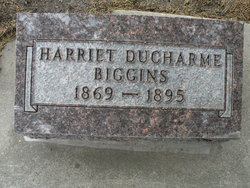 Harriet <i>Ducharme</i> Biggins