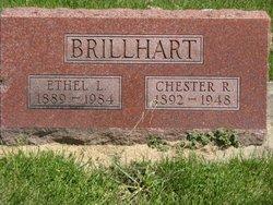 Elizabeth Ethel L. <i>Horner</i> Brillhart