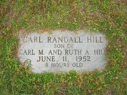 Carl Randall Hill