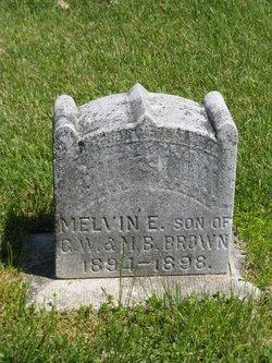 Melvin E Brown