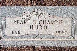 Pearl Eva <i>Gandy</i> Champie Hurd